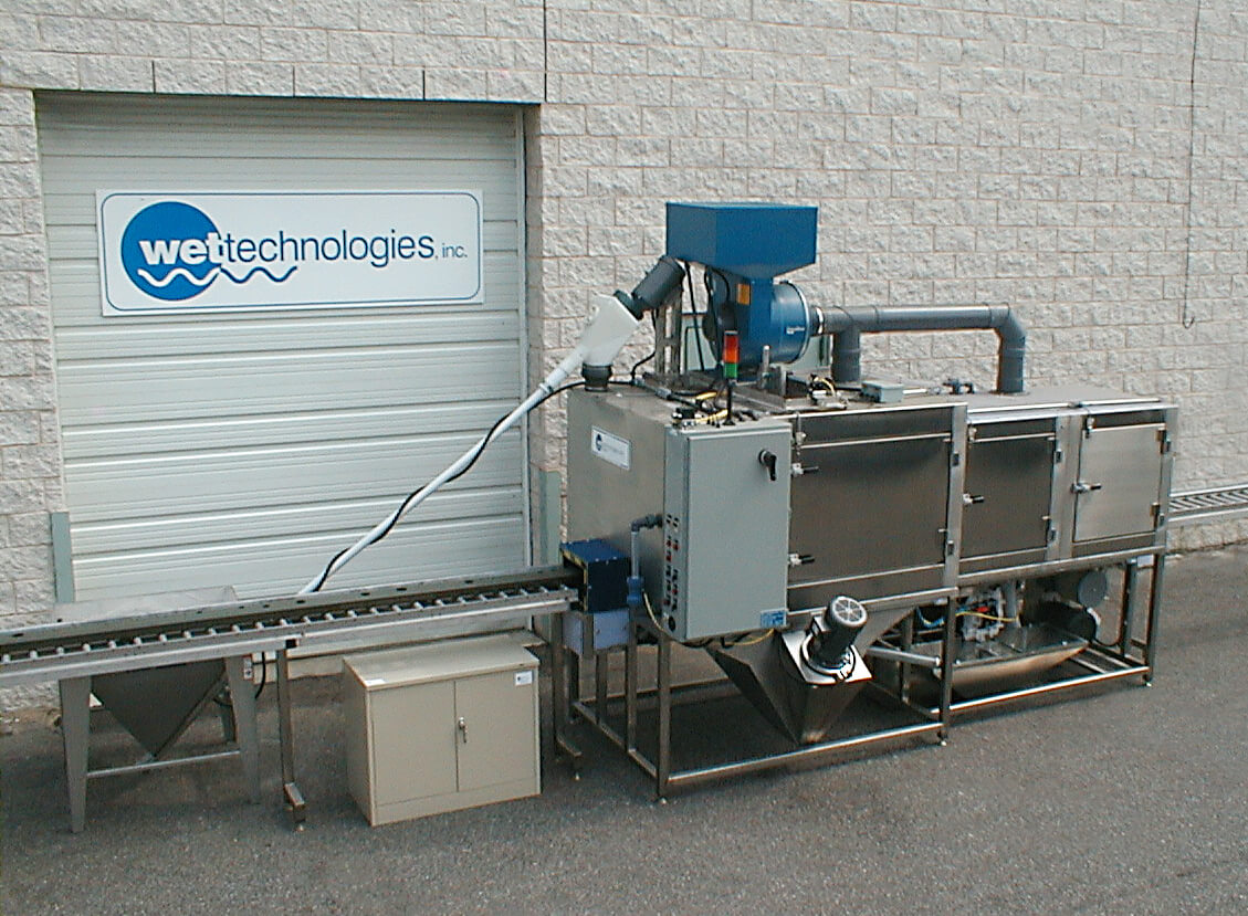 Closed-loop system enables resurfacing inline, right on the production floor