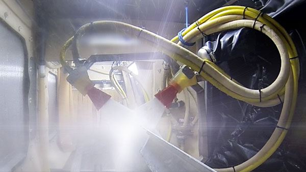 Home Wet Blasting With Wet Technologies